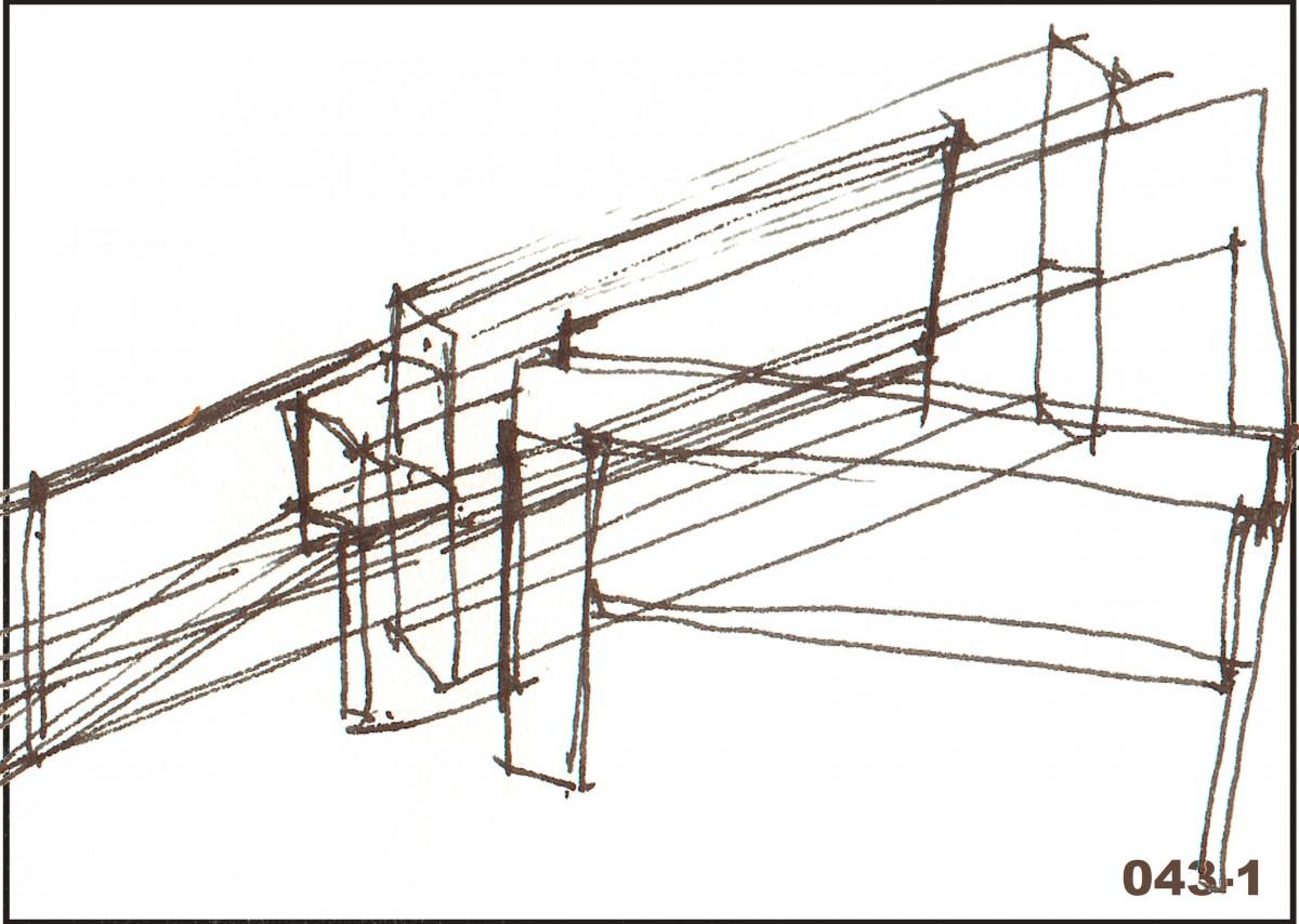 043-1 axo croisement
